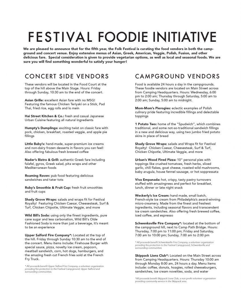 foodie initiative